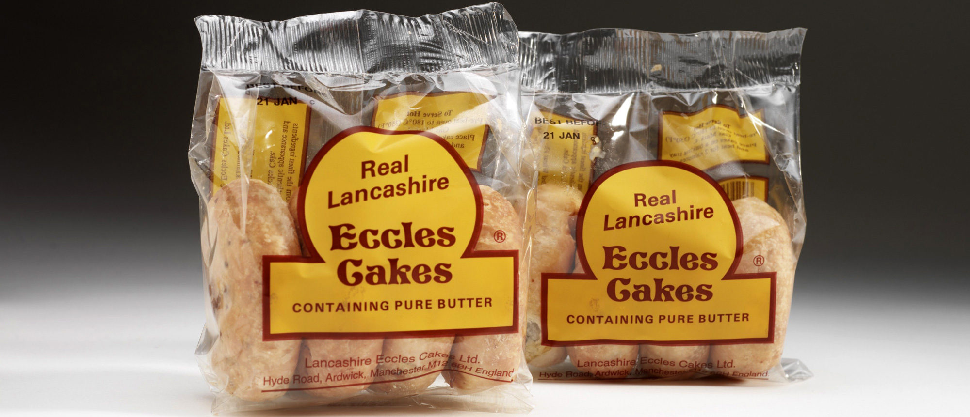 Handmade Eccles Cakes Real Lancashire Eccles Cakes